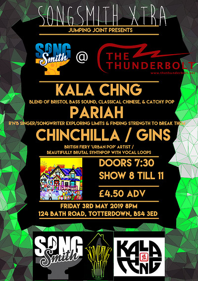 SongSmith Xtra @The Thunderbolt at The Thunderbolt in Bristol