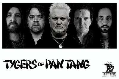 TYGERS OF PAN TANG at The Thunderbolt in Bristol