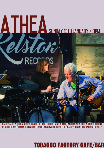 Athea at The Tobacco Factory in Bristol