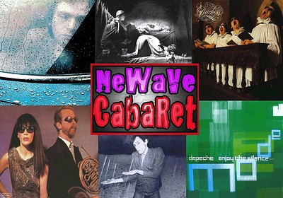 New Wave Cabaret at The Tobacco Factory in Bristol