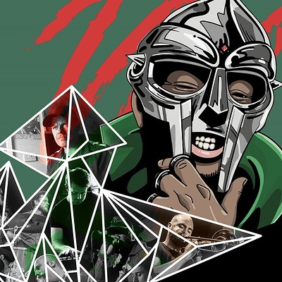 Abstract Orchestra Play MF Doom at The Trinity Centre in Bristol