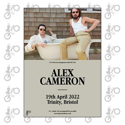 Alex Cameron at The Trinity Centre in Bristol