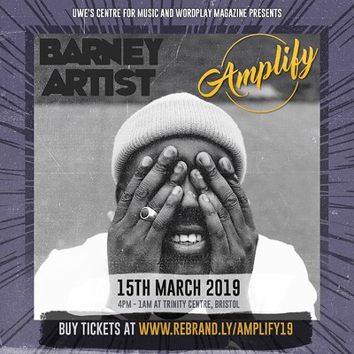 Amplify - BARNEY ARTIST, THE ALLERGIES + MORE at The Trinity Centre in Bristol