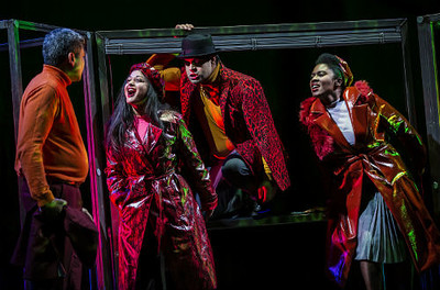 IGNiTE - Macbeth by Proteus Theatre at The Trinity Centre in Bristol