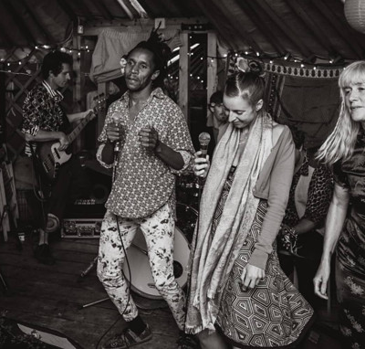 Kutamba + True Strays at The Trinity Centre in Bristol