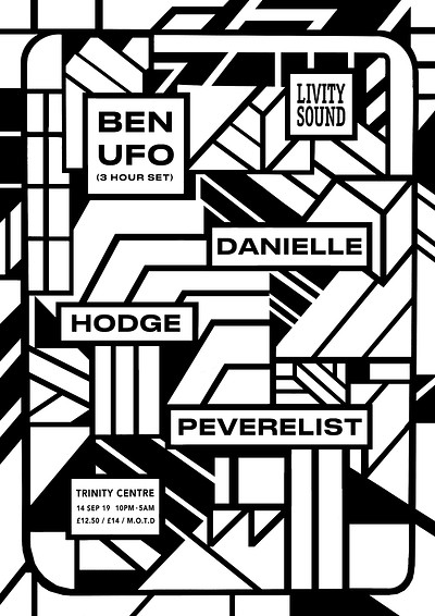 Livity Sound w/ Ben UFO at The Trinity Centre in Bristol