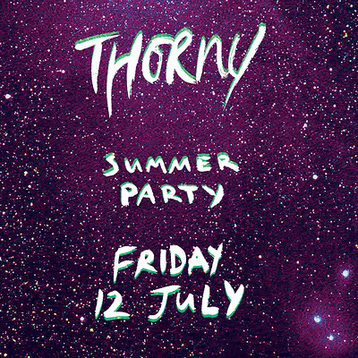 Thorny Summer Party 2019 at The Trinity Centre in Bristol