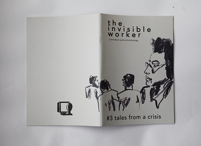 The Invisible Worker at The Vestibules in Bristol
