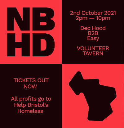 nbhd: The Launch at The Volunteer Tavern in Bristol