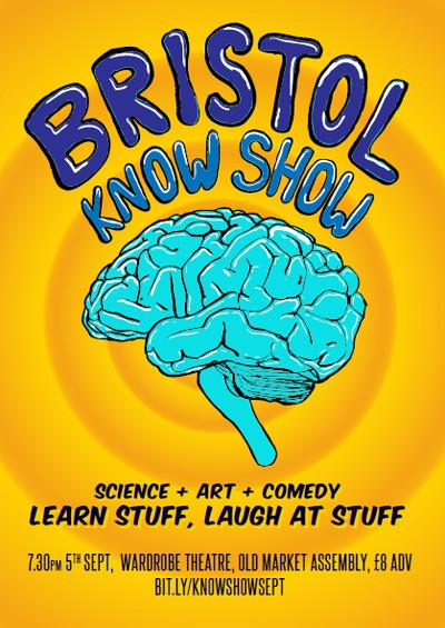 Bristol Know Show at The Wardrobe Theatre in Bristol