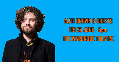 Chuckle Busters: Alfie Brown & Guests at The Wardrobe Theatre in Bristol