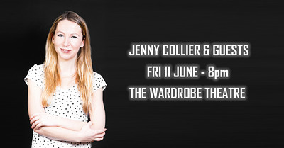 Chuckle Busters: Jenny Collier & Guests at The Wardrobe Theatre in Bristol