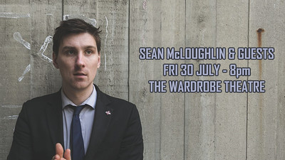 Chuckle Busters: Sean McLoughlin & Guests at The Wardrobe Theatre in Bristol