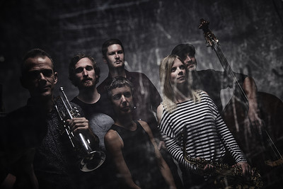 Dakhla Brass ('Mumur' Album Launch) + Spindle Ense at The Wardrobe Theatre in Bristol