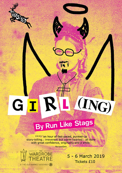 Girl(ing) at The Wardrobe Theatre in Bristol