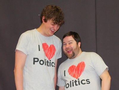 How Does This Politics Thing Work Then? at The Wardrobe Theatre in Bristol