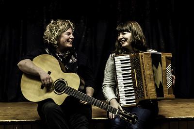 Mairearad Green & Anna Massie at The Wardrobe Theatre in Bristol