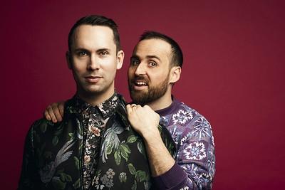 Max & Ivan: Commitment at The Wardrobe Theatre in Bristol