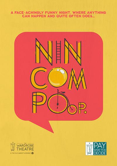 Nincompoop at The Wardrobe Theatre in Bristol