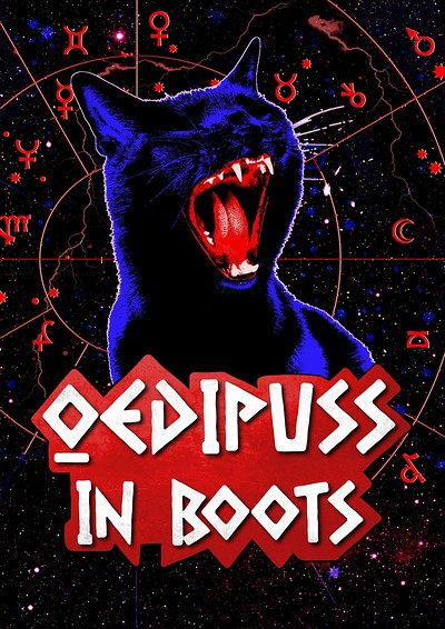 Oedipuss In Boots at The Wardrobe Theatre in Bristol
