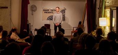 Sharp Teeth presents The February Editio at The Wardrobe Theatre in Bristol