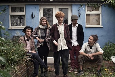 Young Waters (Album Launch)  at The Wardrobe Theatre in Bristol