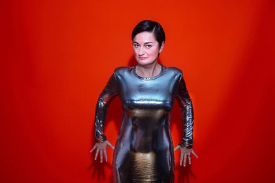 Zoe Lyons: Entry Level Human at The Wardrobe Theatre in Bristol