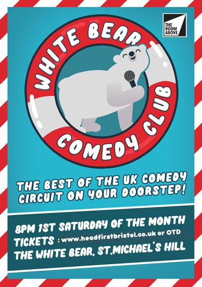 White Bear Comedy Club at The White Bear in Bristol