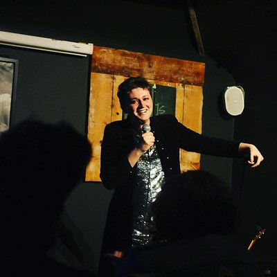 August Laugh Lab at The White Rabbit in Bristol