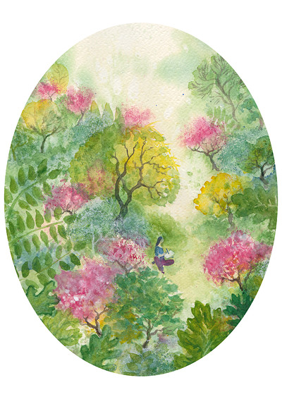 Mindful Watercolour Painting Workshop at The Wild Goose Space, St Werburgh's in Bristol