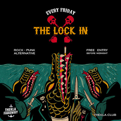 The Lock In with Chadders at Thekla Faraway in Bristol