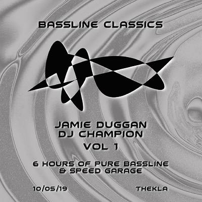 Bassline Classics : Jamie Duggan & DJ Champion at Thekla in Bristol