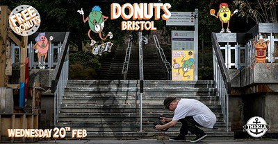 DONUTS at Thekla at Thekla in Bristol