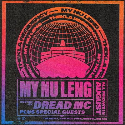 My Nu Leng Residency + Special Guests at Thekla in Bristol