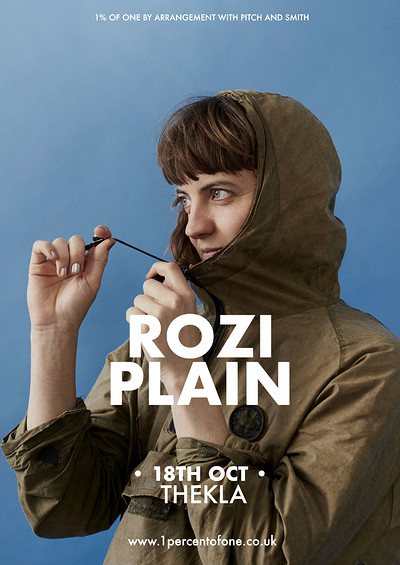 Rozi Plain at Thekla in Bristol