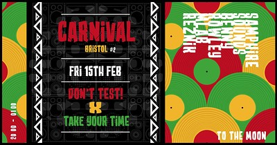 Carnival Bristol #2 at To The Moon in Bristol