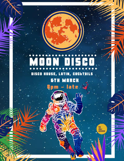 Disco Moon at To The Moon in Bristol