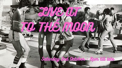 Jënnifer - Disco, Funk & Afrobeat  at To The Moon in Bristol