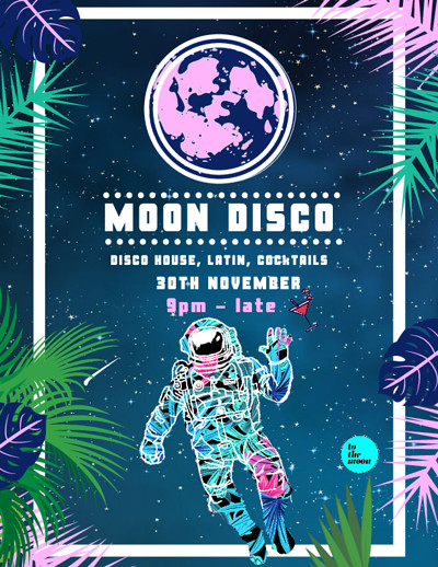 Moon Disco at To The Moon in Bristol