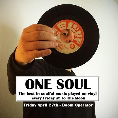One Soul at To The Moon in Bristol