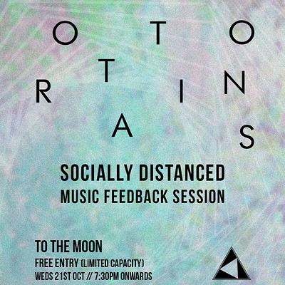 Rotations Social(ly Distanced) at To The Moon in Bristol