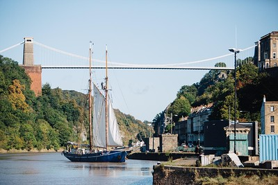Collect Your Sail-Shipped Cargo at Underfall Yard in Bristol
