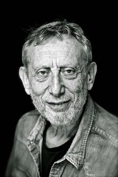 Michael Rosen: Grief Language+Speaking to Children at Uni of Bristol (Humanities Lecture Theatre, 7 Woodland Rd) in Bristol