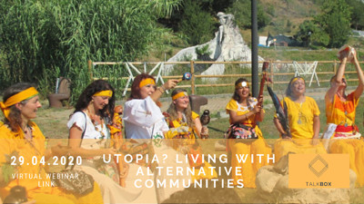 Utopia? Living with Alternative Communities at Virtual Link in Bristol