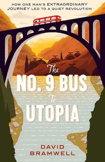 Live & Online: The No.9 Bus to Utopia  at Virtual in Bristol