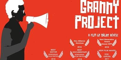 Granny Project Documentary at Winston Theatre in Bristol