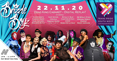 Brizzle Boyz - TPSW - Digital Replay! at YouTube in Bristol
