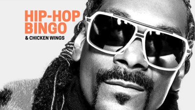 Hip Hop Bingo & Chicken Wings at Yurt Lush in Bristol