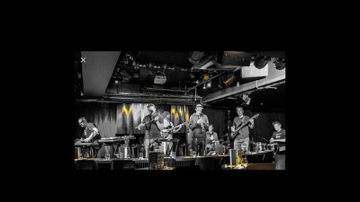 """KING BEE """"Live """" FUNK /JAZZ FUNK  at Zed Alley  in Bristol"""