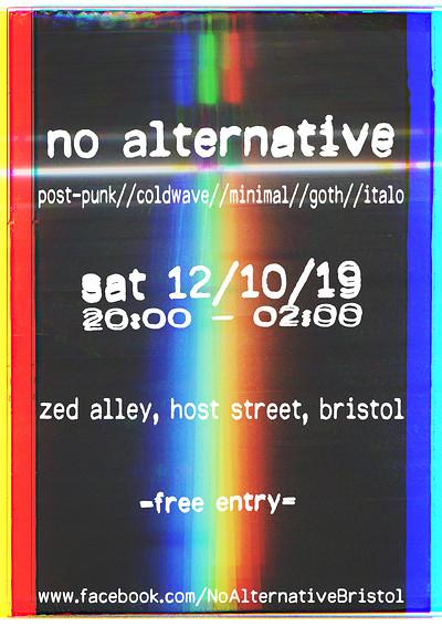 No Alternative: 14 at Zed Alley in Bristol
